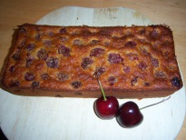 German cherry pie aka Kirschenmichel