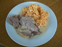 Lamb roast recipe or easter lamb recipe