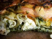 Canneloni recipe