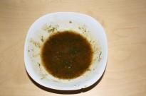 Mustard salad sauce