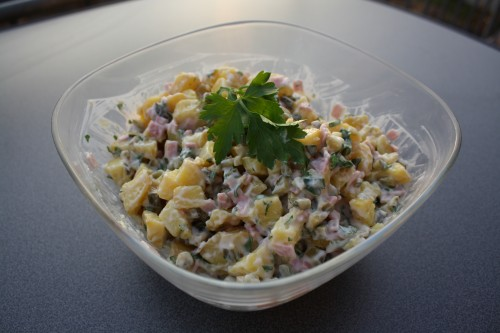 German potatoe salad