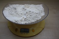 300 gram all purpose flour